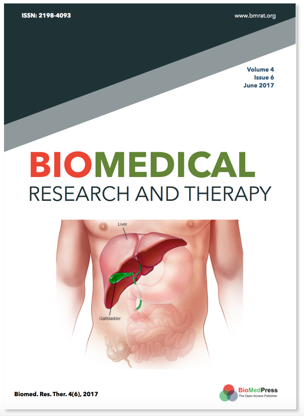 BioMedPress   Biomedical Research and Therapy
